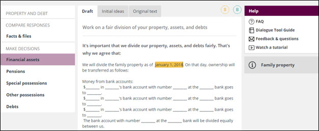 Now You Can Create A Separation Agreement Using The Improved